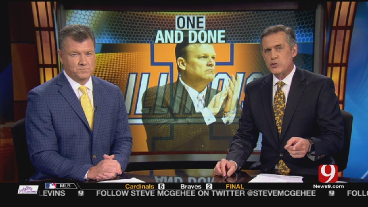 Dean & John's Weigh In On Brad Underwood's Departure