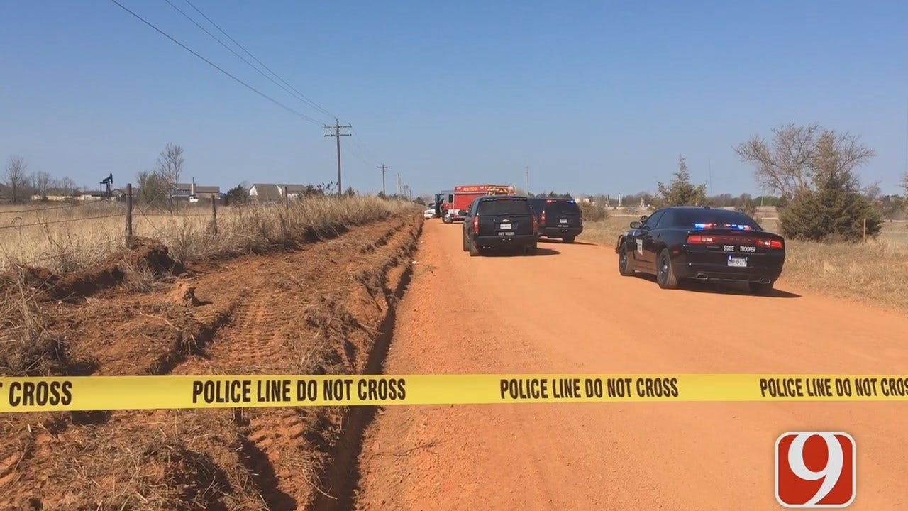 WEB EXTRA: News 9's Steve Shaw On Scene Of Deadly ATV Crash