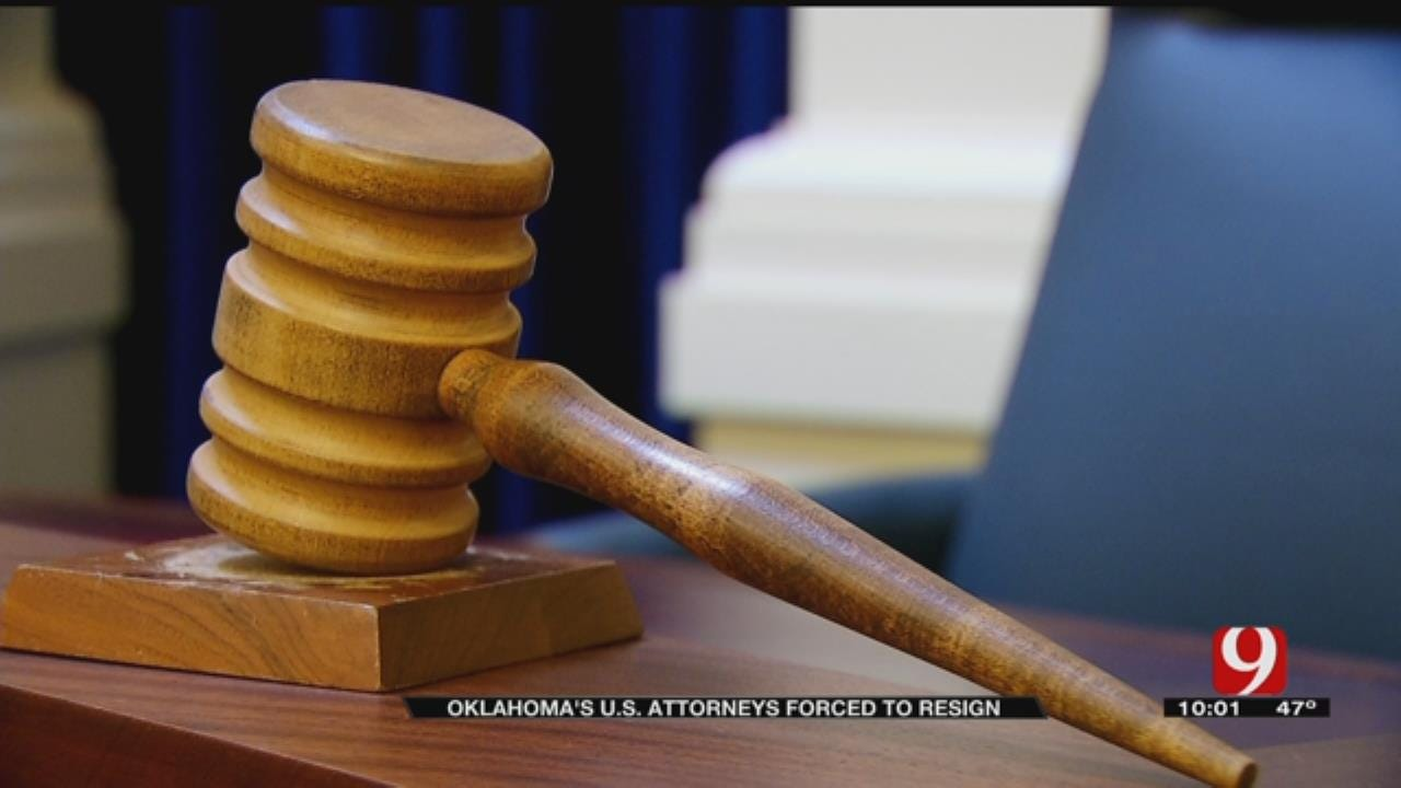 Oklahoma's Federal Prosecutors Ousted Under Trump Administration