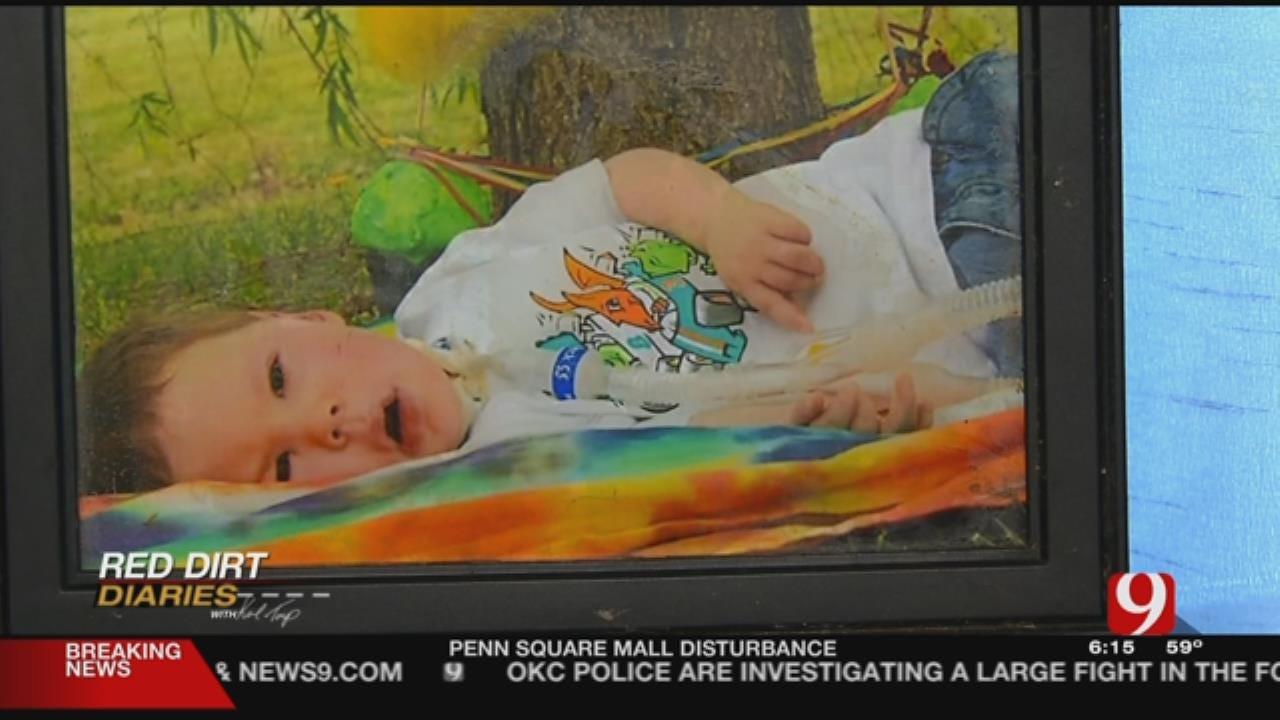 Red Dirt Diaries: Parents Ask For Birthday Cards For Their Son