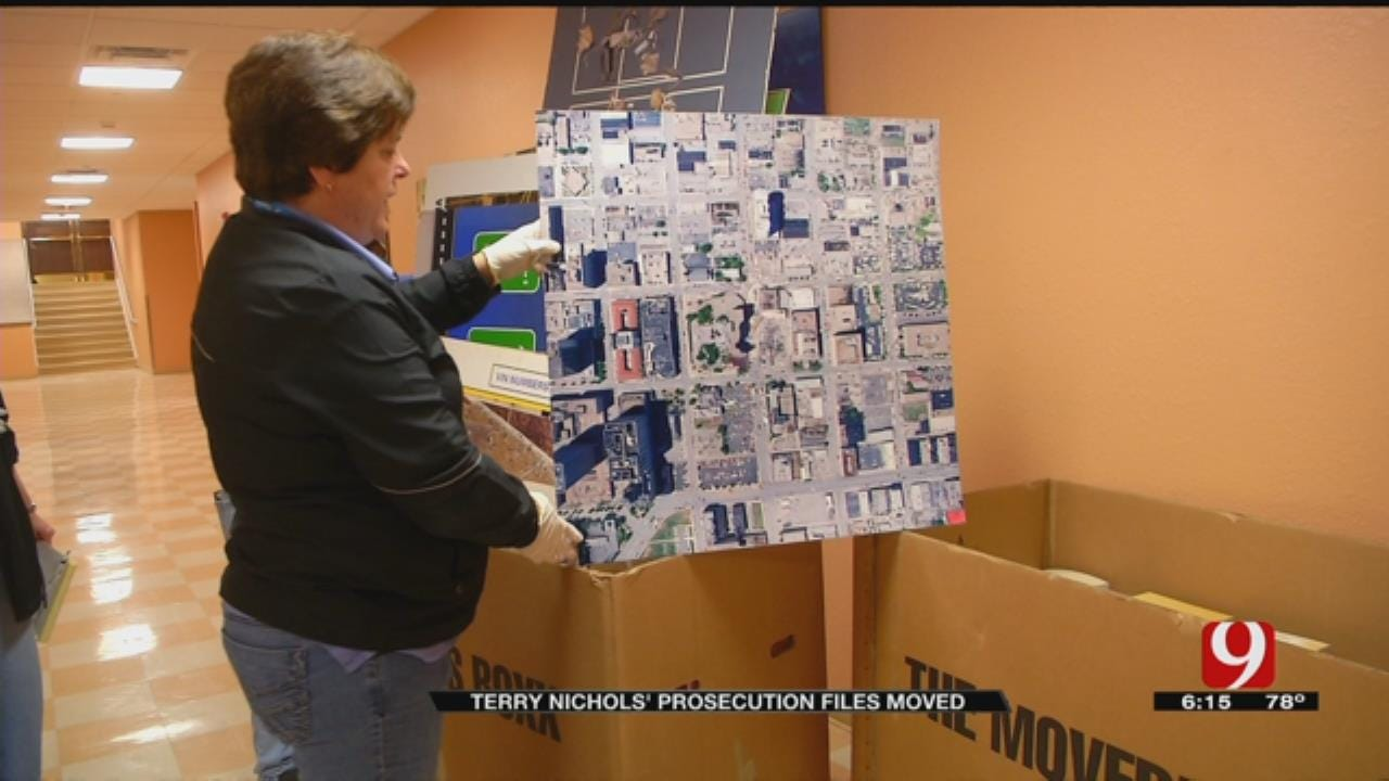 Terry Nichols' Trial Collection Brought To OKC National Memorial Museum