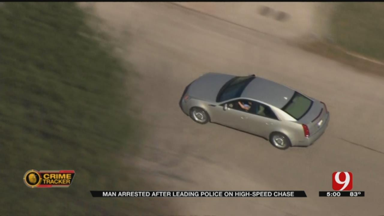 Authorities Release New Details In Wild Metro Chase