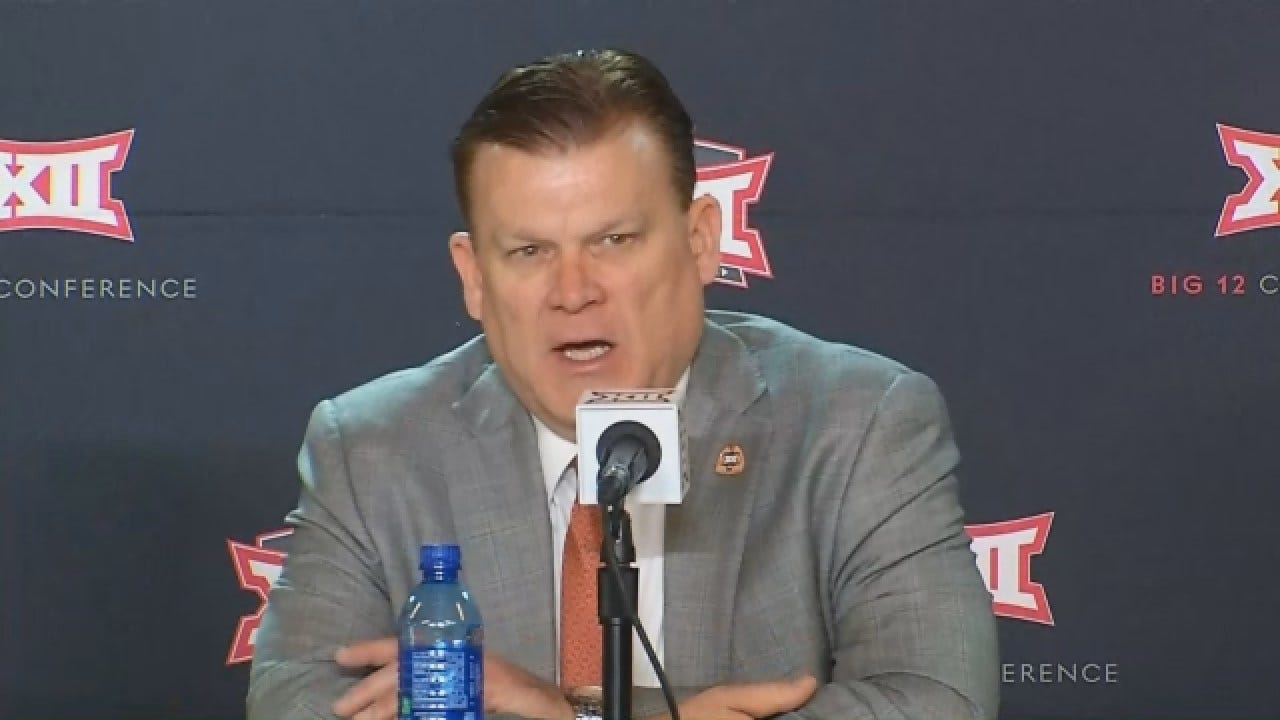 Oklahoma State Postgame Comments