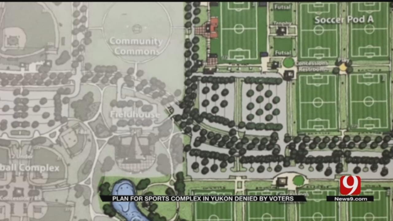 Plan For Yukon Sports Complex Denied By Voters