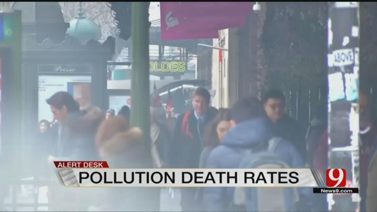 New Report Shows Fatal Cost Of Children Living In Pollution