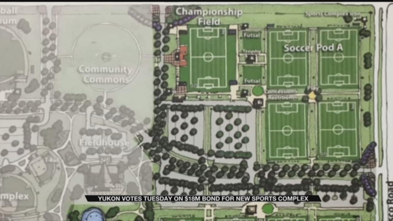 Election To Decide Fate Of Proposed Sports Complex In Yukon