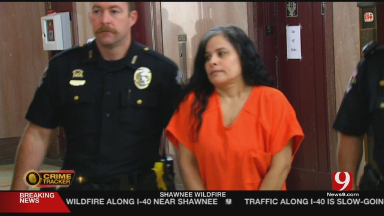 Mother Accused In 'Crucifix Killing' Deemed Competent For Trial