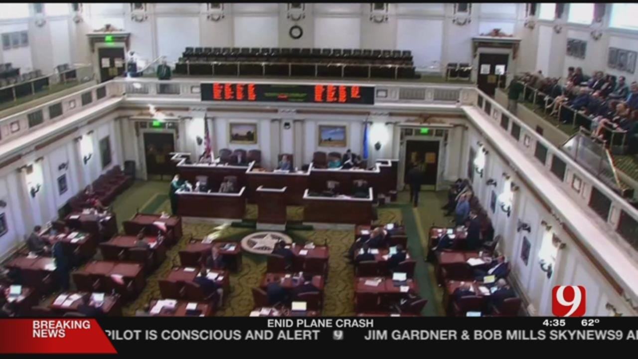 Controversial School Grading Bill Heads To Governor's Desk
