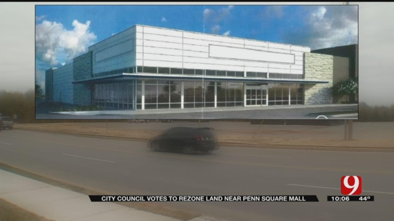 City Council Votes To Rezone Land Near Penn Square Mall