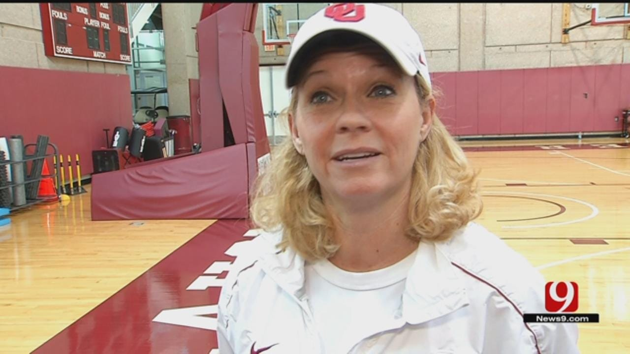 Sooners Gear Up For Big XII Women's Basketball Tourney
