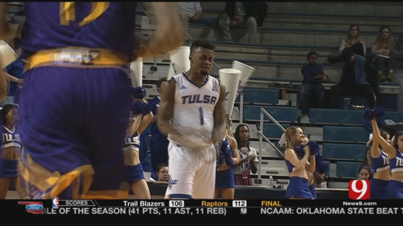 Tulsa Beats East Carolina, 74-66