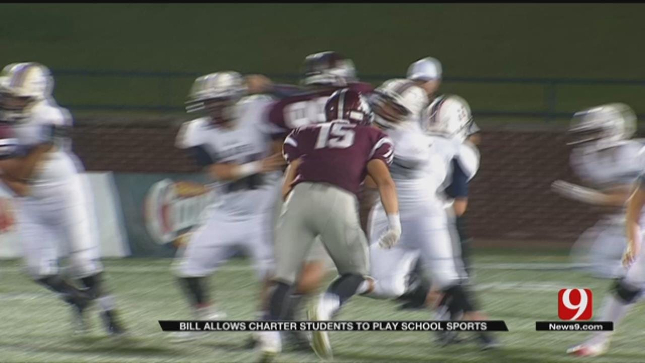 Bill Aims To Allow Charter School Students To Play Sports At Local District Schools