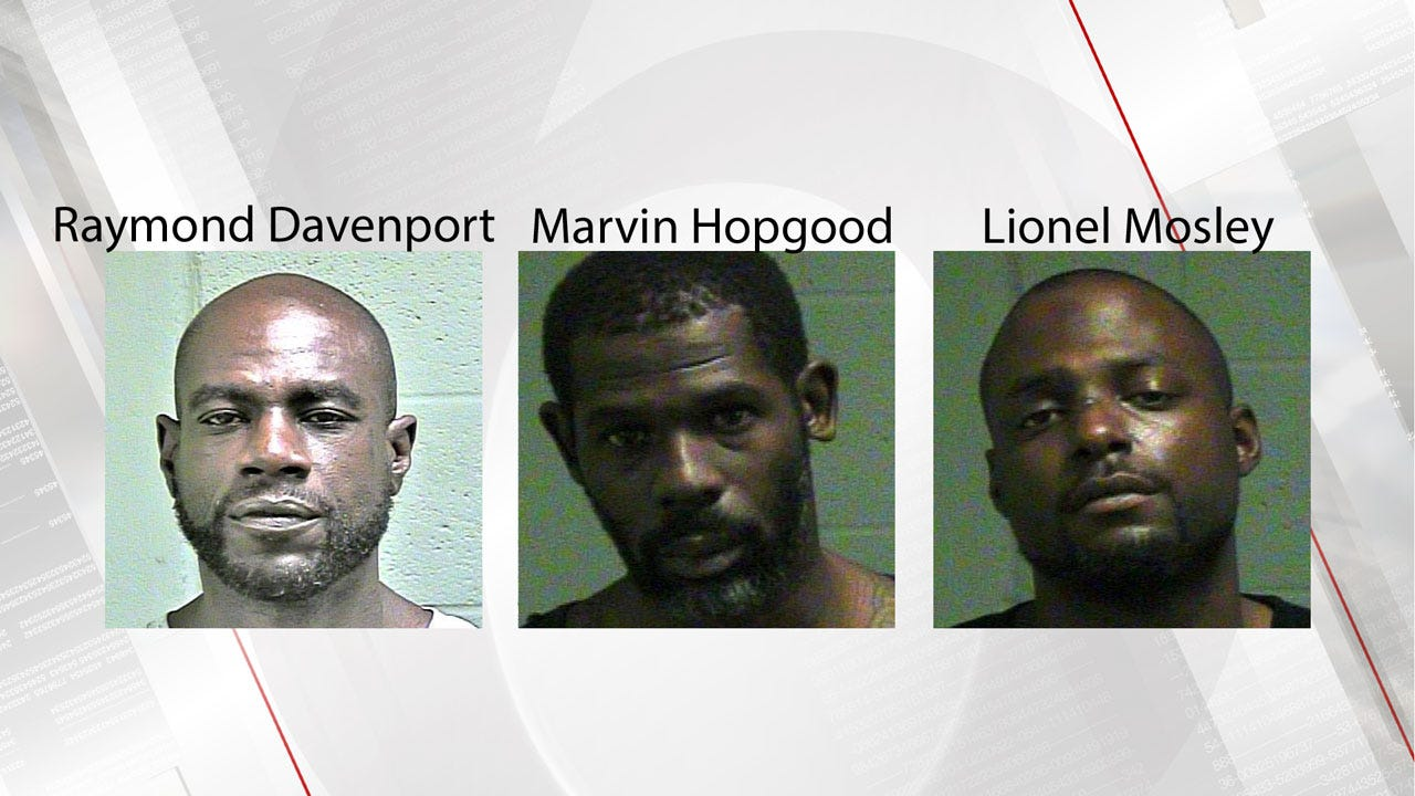 3 Men Arrested In Connection With Murder Of Colorado Man