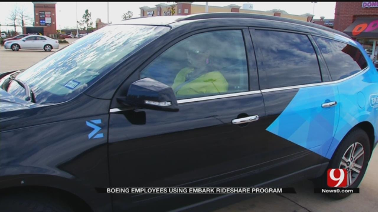 EMBARK Launches Metro-Wide 'Rideshare' Program