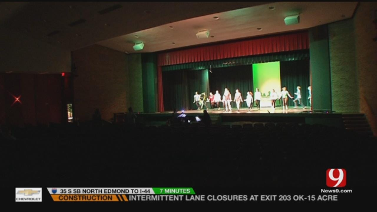 Mustang Musical is District Wide Display