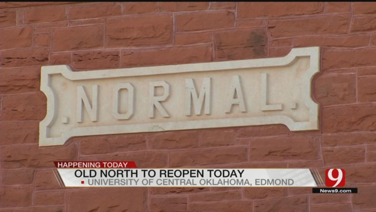 UCO's Old North Looks More Like New North