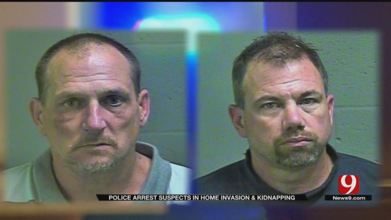 Bethany Police Arrest Suspects In Home Invasion, Kidnapping