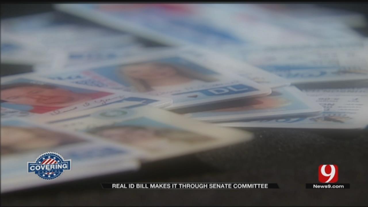 Senate Committee Passes REAL ID Bill