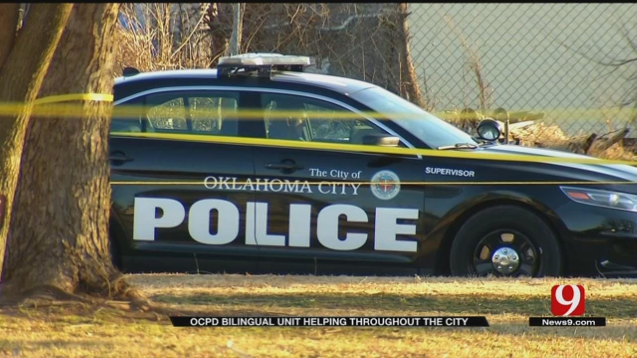 OKC Police's Bilingual Unit Boasts More Than 50 Officers