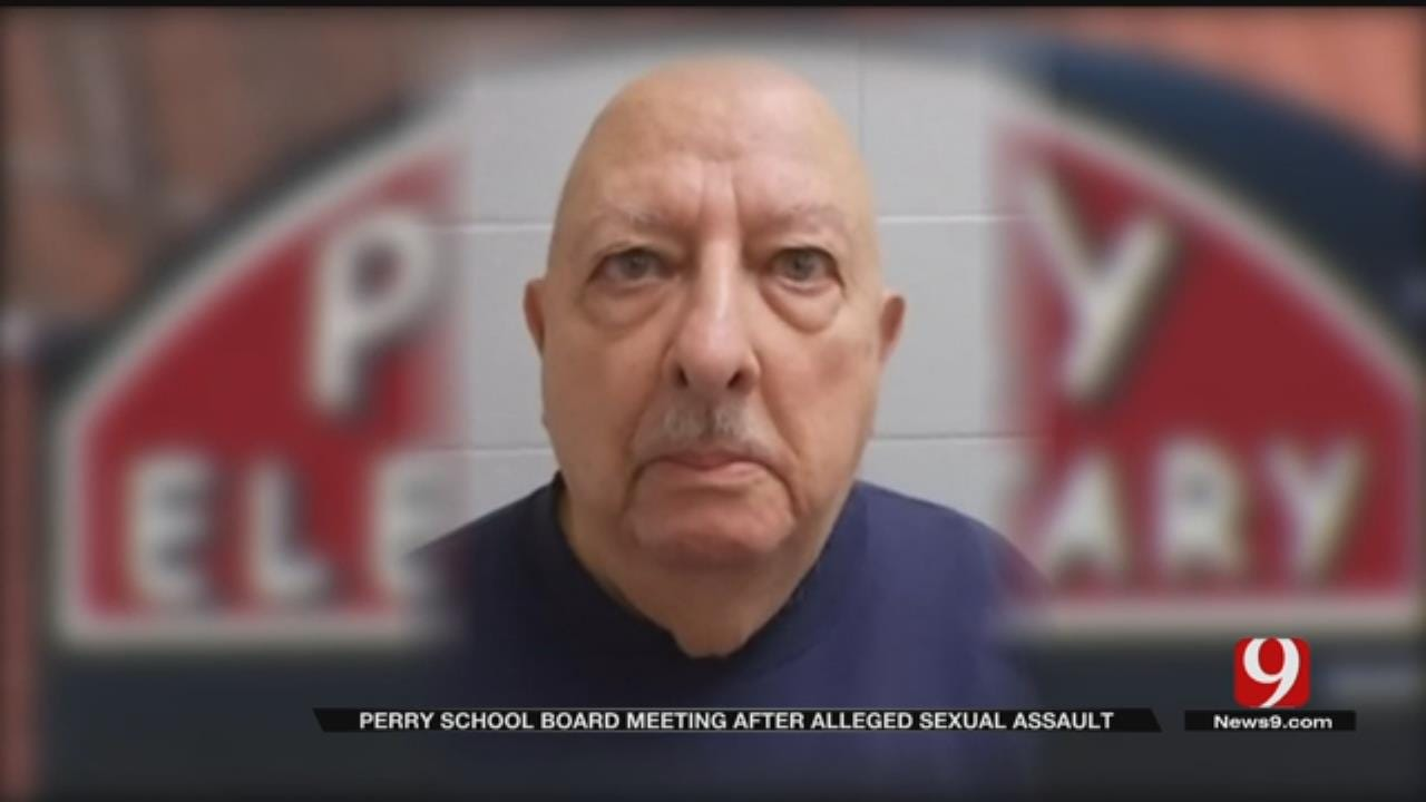 More Children Accuse Perry Teacher's Assistant Of Molestation