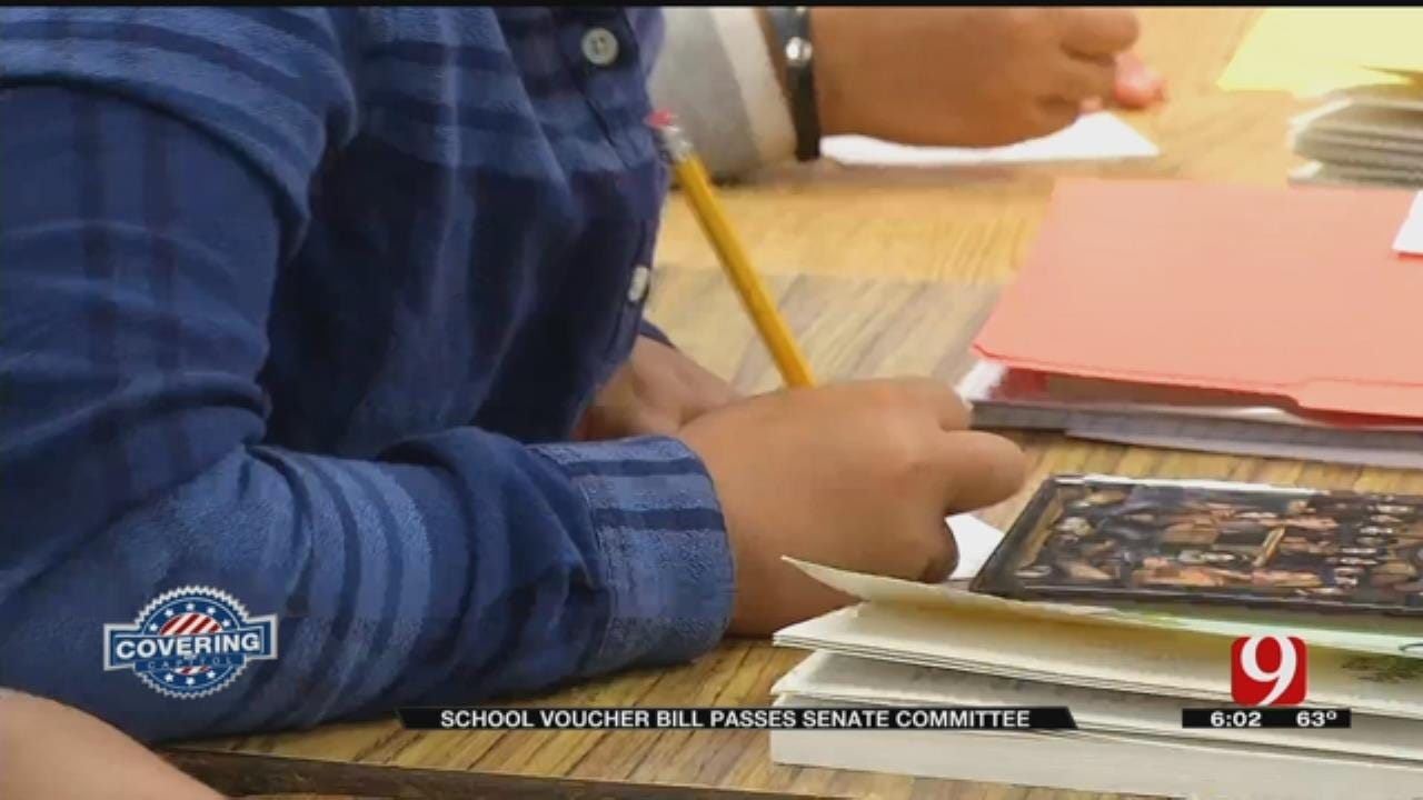 Author Promises Changes Will Be Made To School Voucher Bill