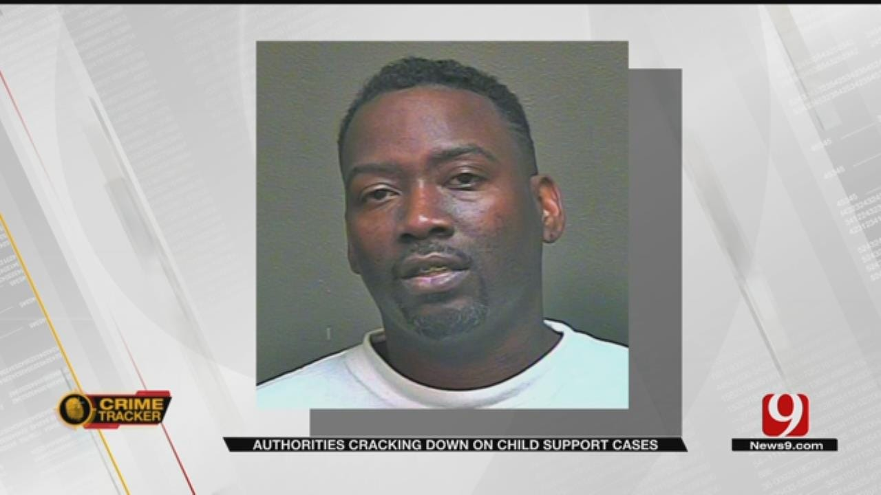 Authorities Search For Metro Man Who Owes $84K In Child Support