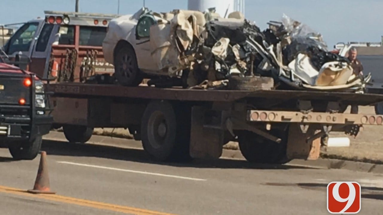 WEB EXTRA: New Information On Deadly Police Chase, Crash Near Union City