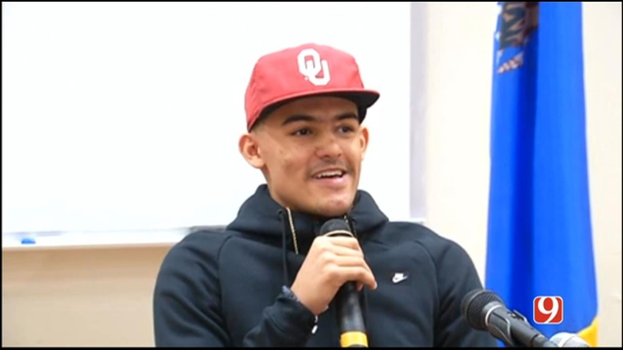 Norman North's Trae Young Commits To Oklahoma