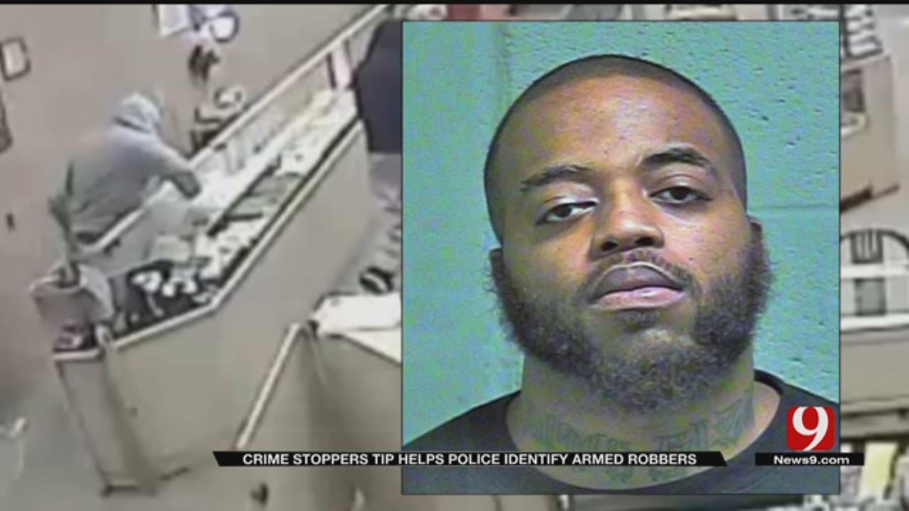 Crime Stoppers Tip Helps OKC Police Identify Armed Robbers