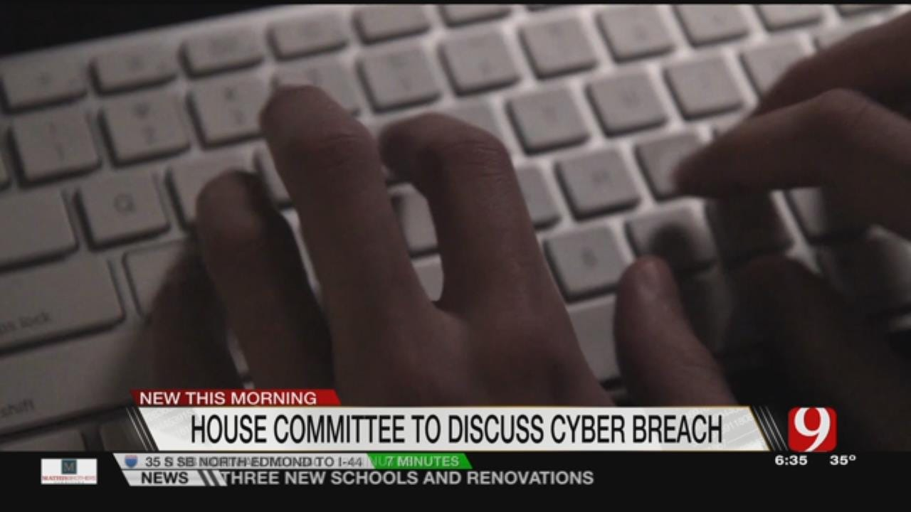 Cyber Security A Priority At The State Capitol After Virus Attack