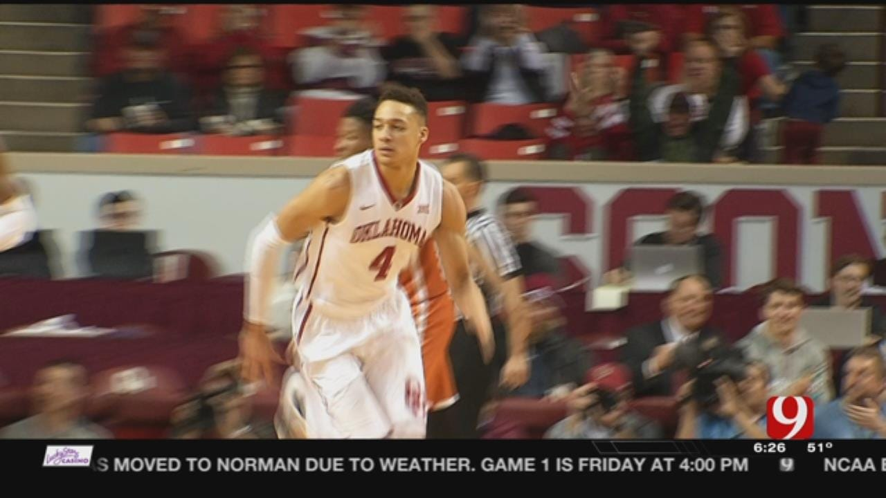 OU Hoops: Sooners End Skid With Win Over Texas