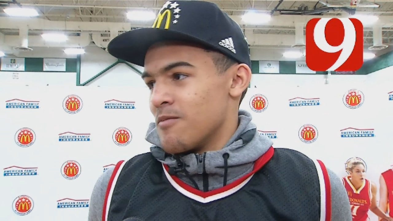 Young Gets McDonald's All-American Jersey, Sets Commitment Date