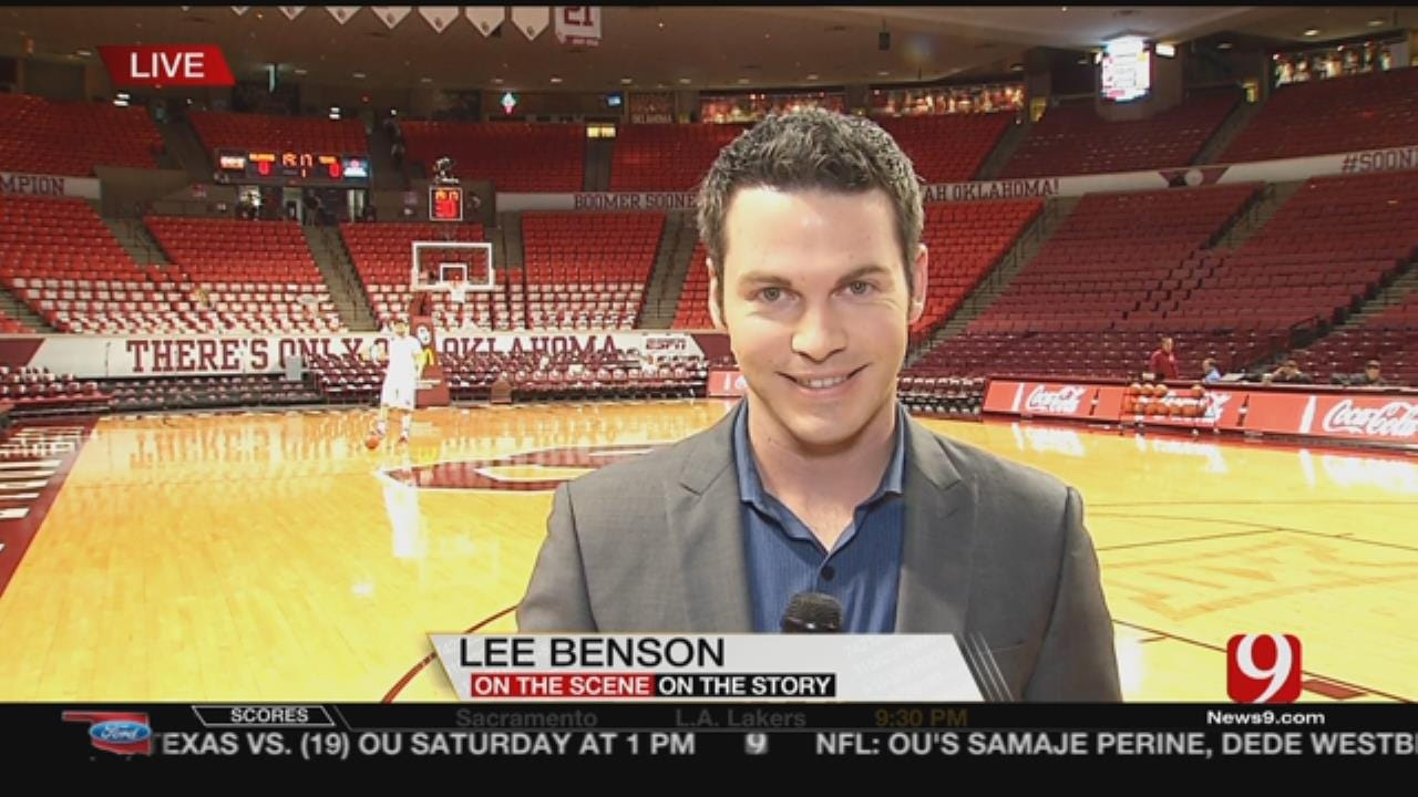 OU Hoops: Sooners Host Longhorns Tuesday Night
