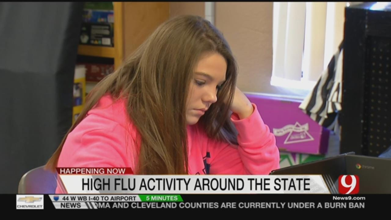 Flu Risk Rises Across State As Schools Forced To Cancel Classes