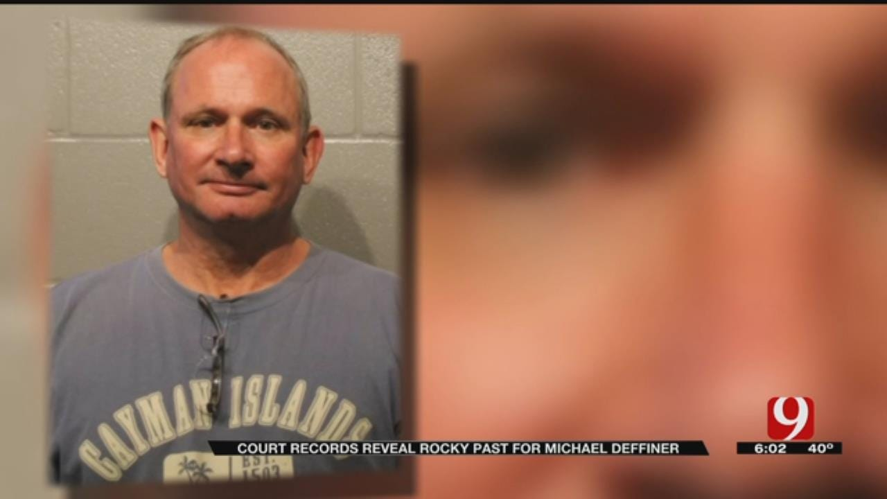 Court Records Reveal Rocky Past For Michael Deffiner