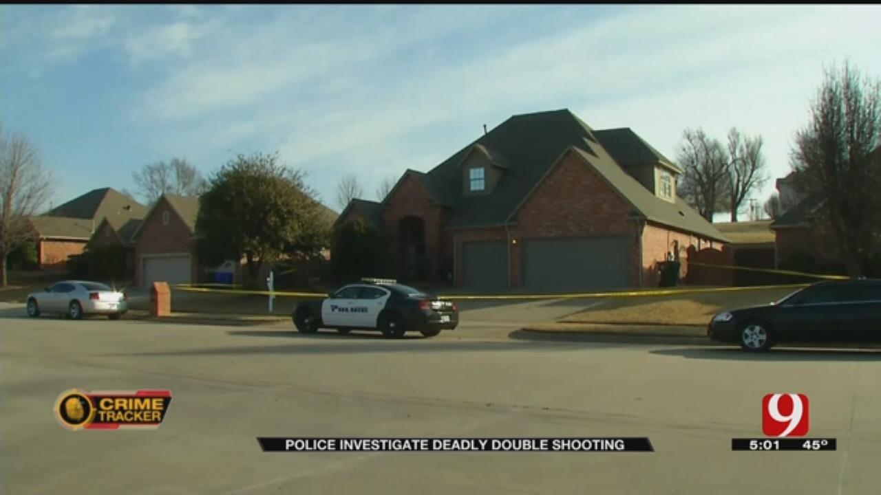 Authorities: Person Of Interest In Norman Double Homicide Is Dead