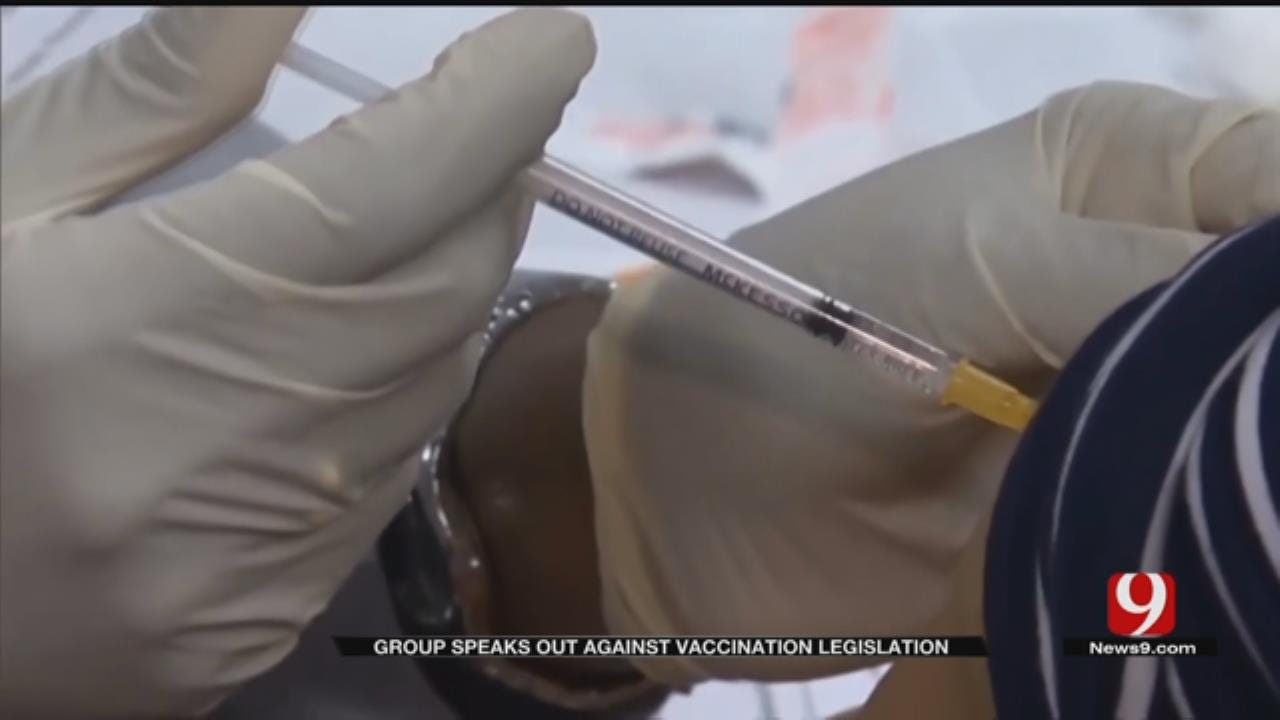 Debate Over Vaccination Choice Turns Ugly