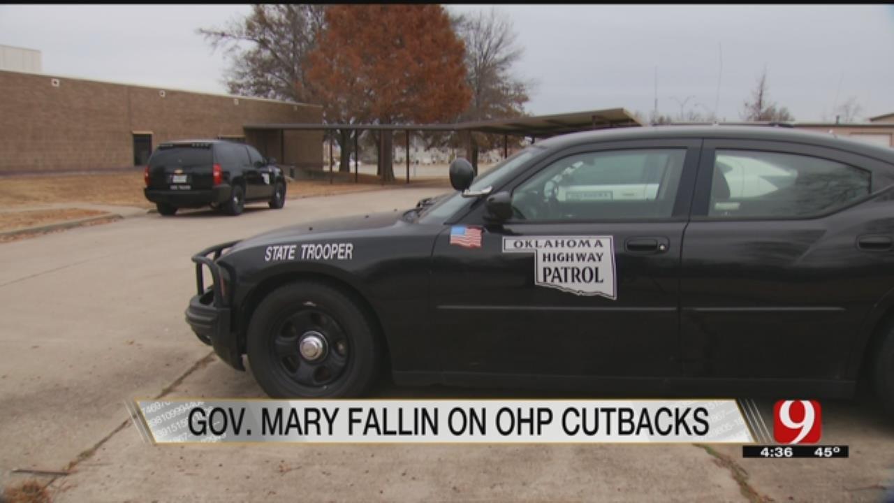 OHP Hopeful With Fallin's Tax Proposal