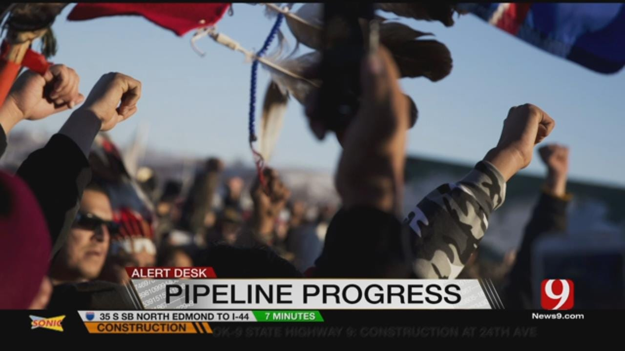 Army Will Allow Completion Of Dakota Access Oil Pipeline