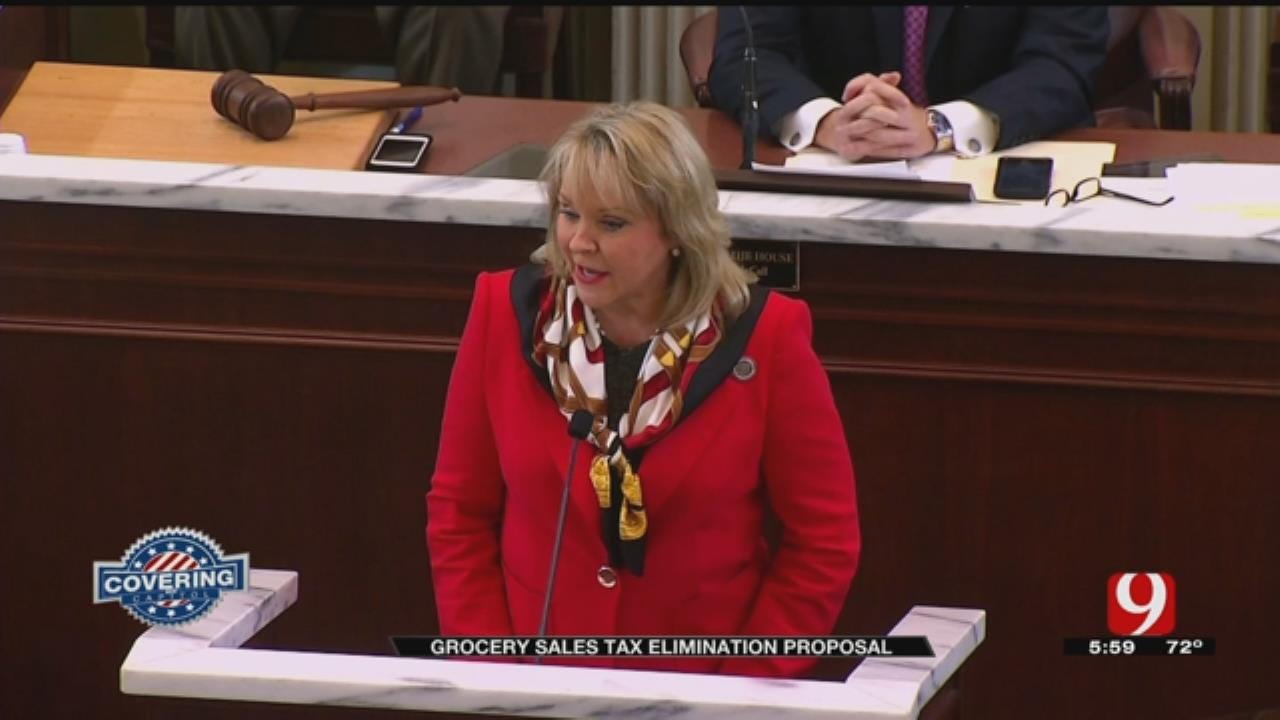 Municipalities Leery Over Governor's Grocery Tax Plan