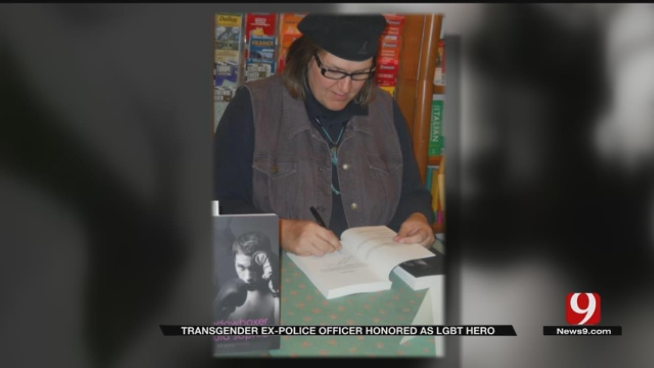 Transgender Oklahoman Received Hero Of Hope Award