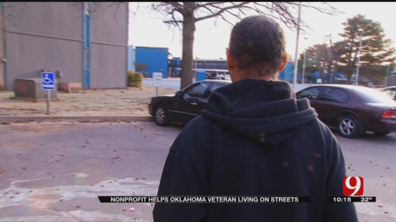 Non-Profit Helps Oklahoma Veteran Living On Streets