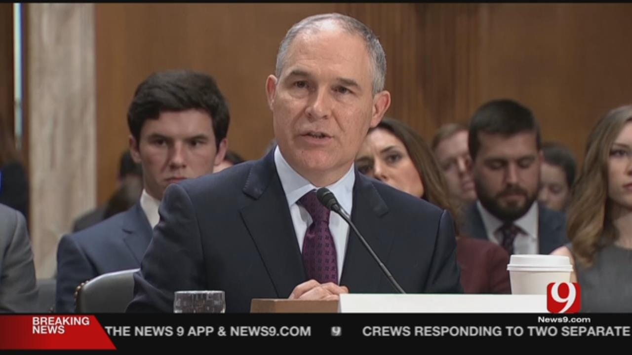 Democrats Boycott Hearing, Forcing Delayed Confirmation For Pruitt
