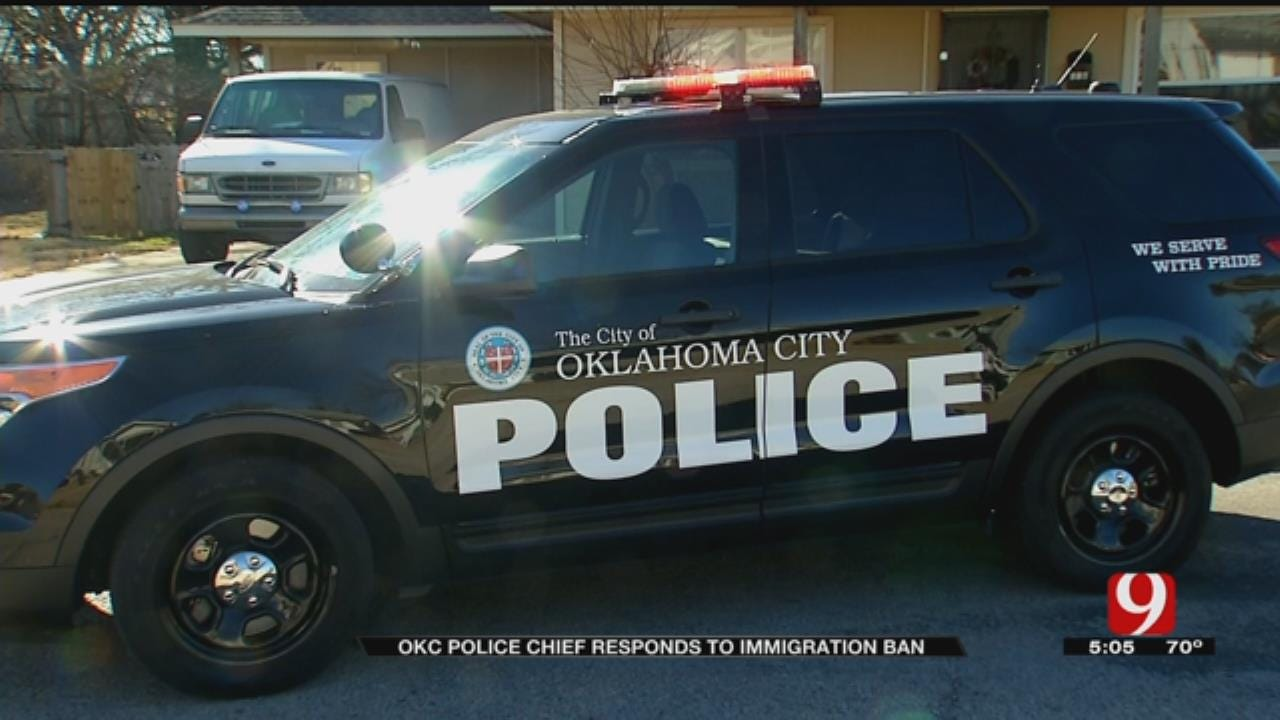 OKC Police Chief: Undocumented Immigrants & Local Muslims Live In Fear