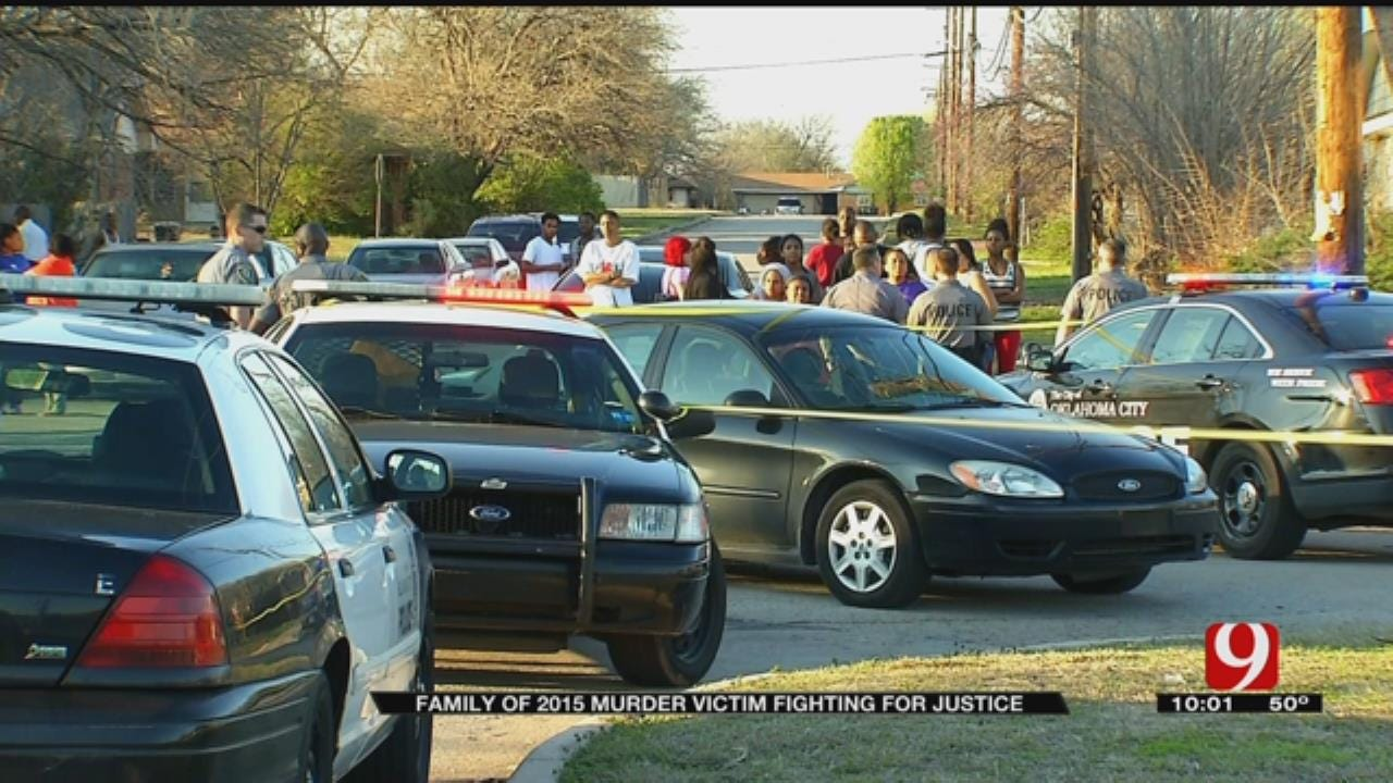 Family Of 2015 Homicide Victim Fights For Justice