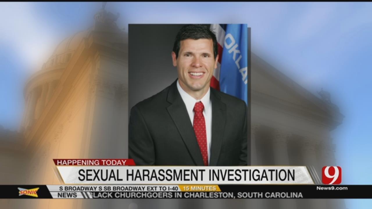 State Lawmaker Under Investigation After Sexual Harassment Allegation