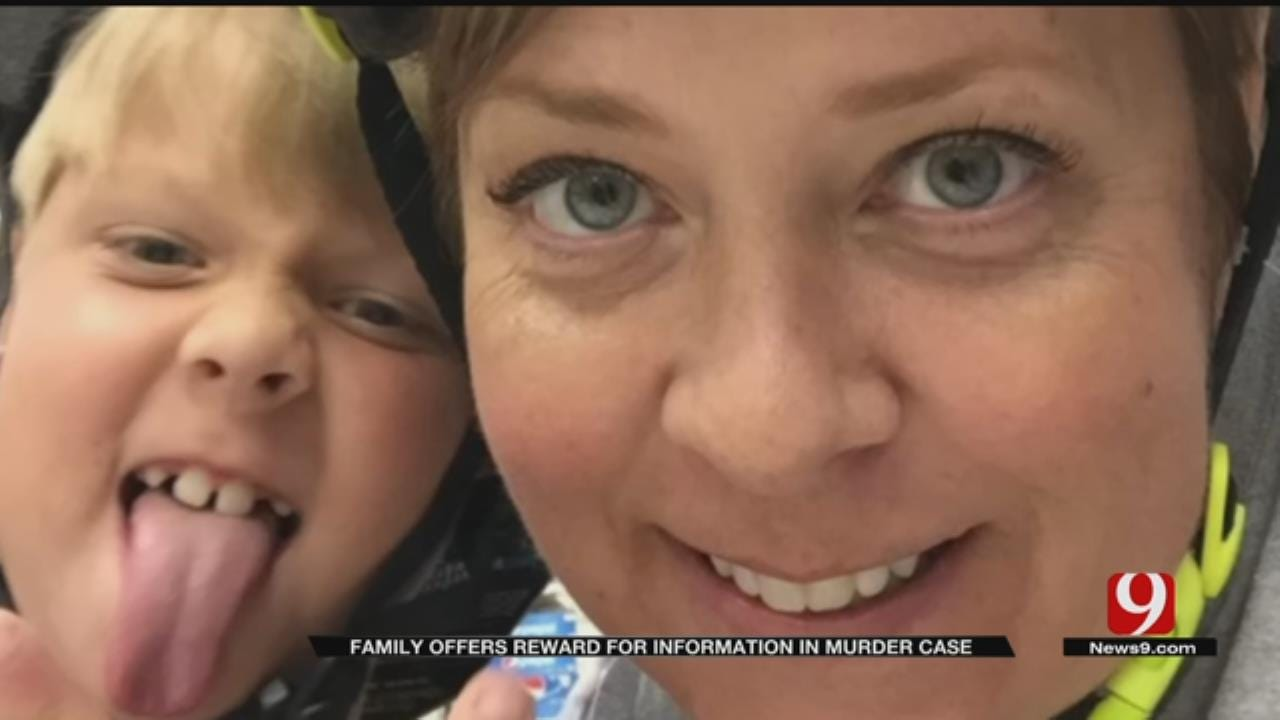 Metro Family Offers 20K To Find Mother, Son's Killer
