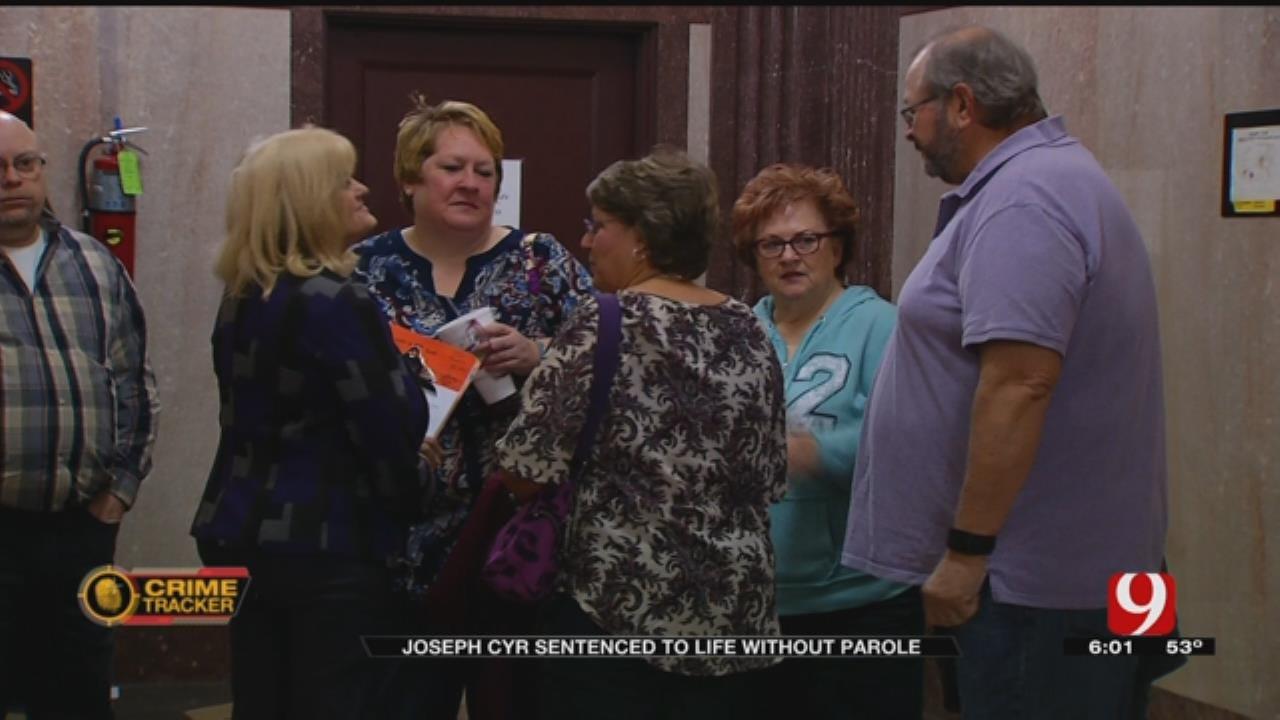 Family Of Jaymie Adams Speaks To Her Killer At Sentencing