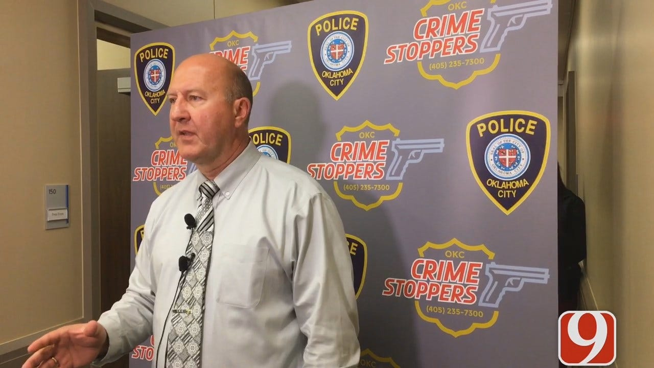 WEB EXTRA: OKC Police Release New Information In Deadly Shooting