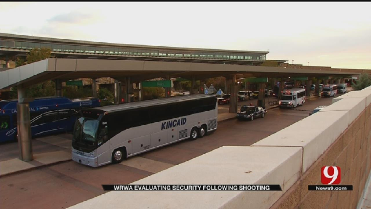 Will Rogers World Airport Evaluating Security Following Deadly Shooting